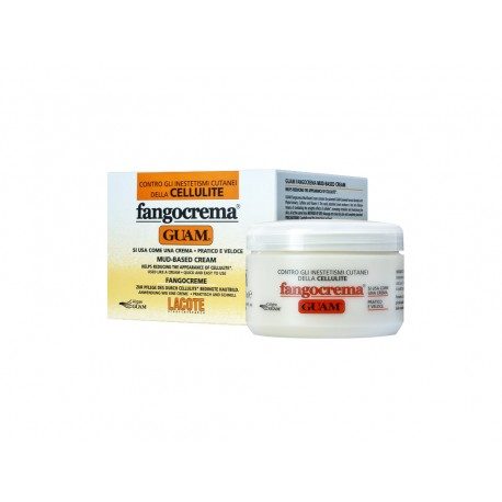 GUAM FANGOCREMA - Błotny koncentrat antycellulitowy w kremie 300 ml