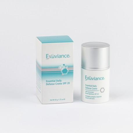 Antyoksydacyjny krem ochronny na dzień SPF 20 - Essential Daily Defense Creme SPF 20 (skóra normalna/mieszana)