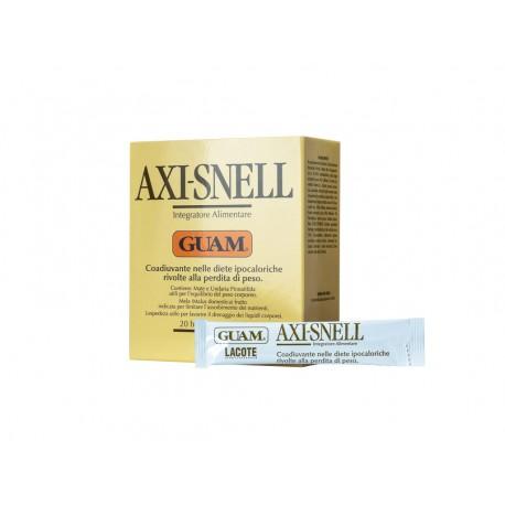 GUAM AXI-SNELL - Koncentrat do picia wspomagający odchudzanie 20x10ml