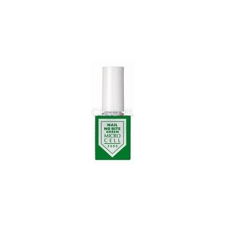 Micro Cell 2000 Nail No Bite Green - Odżywka przeciw obgryzaniu paznokci
