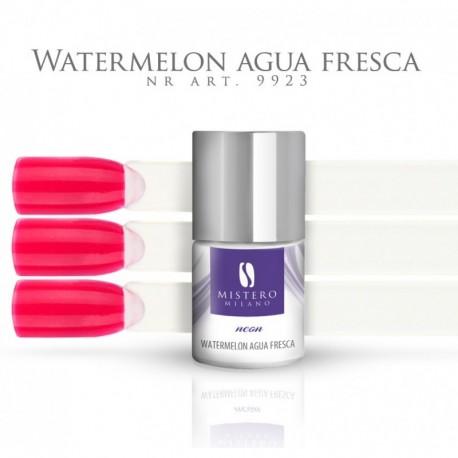 Lakier hybrydowy NEON Watermelon agua fresca Pojemność 11 ml