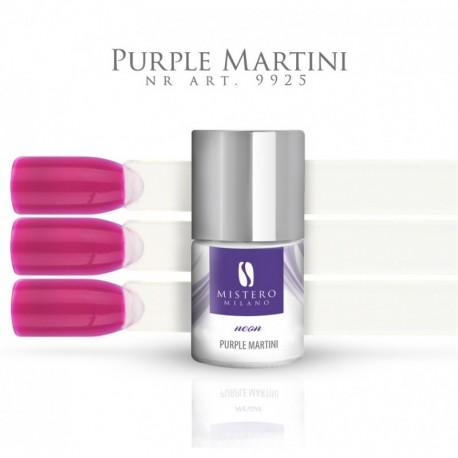 Lakier hybrydowy NEON Purple martini Pojemność 11 ml