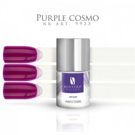 Lakier hybrydowy NEON Purple Cosmo Pojemność 11 ml
