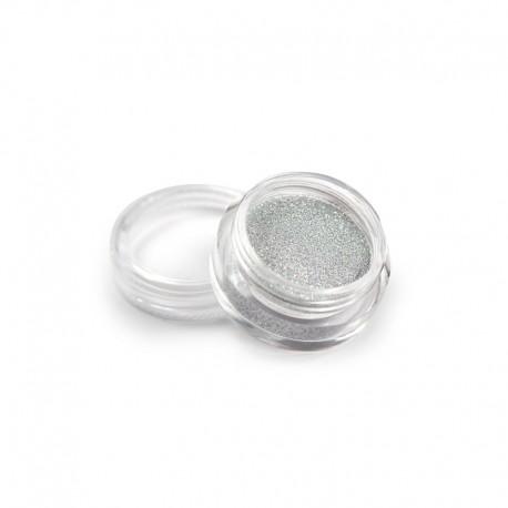 Efekt tęczy - srebrny Pojemność 3 g