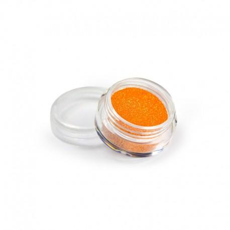 Neonowy pył - pomarańczowy Pojemność 2,5 g