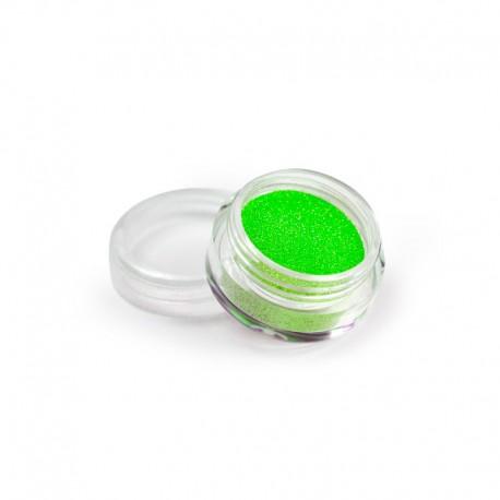Neonowy pył - zielony Pojemność 2,5 g