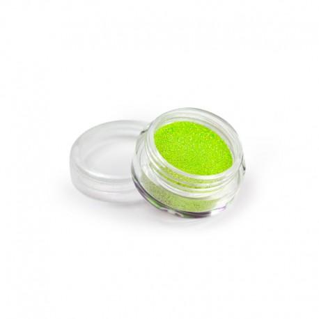 Neonowy pył - żółty Pojemność 2,5 g