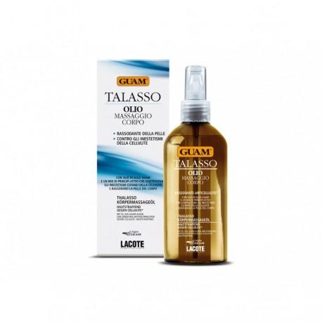 Ujędrniający olejek antycellulitowy - Guam talasso olio rassodante anticellulite