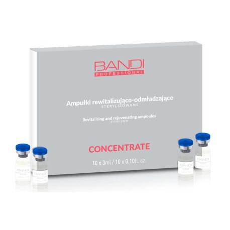 ampułki rewitalizująco-odmładzające - sterylizowane - 10x3ml