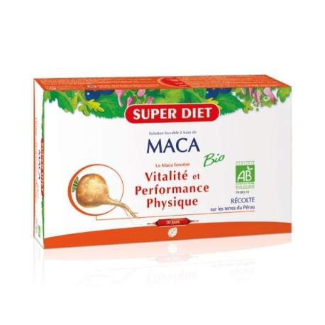 Super Diet Maca Bio
