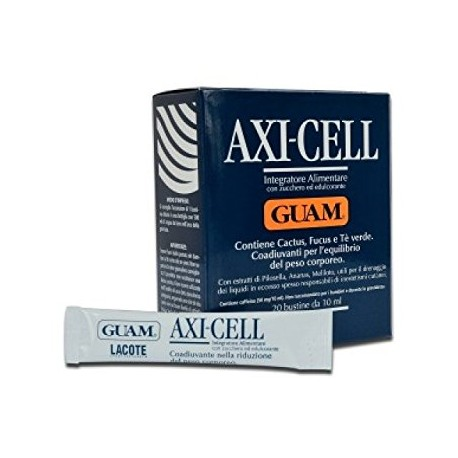 Roślinny preparat do picia stymulujący wyszczuplanie AXI CELL 20x10ml