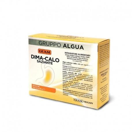 Algowy preparat do picia zmniejszający łaknienie DIMA-CALO 20x4g