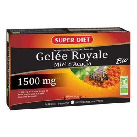 SUPER DIET Królewskie mleczko pszczele