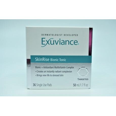 Exuviance SkinRise Bionic Tonic Kuracja złuszczająca 50ml / 36 płatków