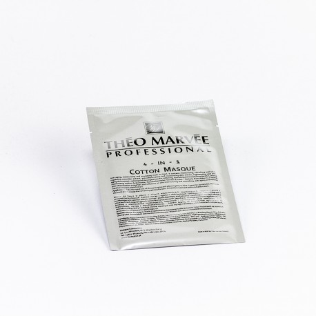 Theo Marve Professional 4-in-1 Cotton Masque