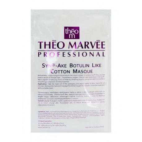 Maska w płacie odmładzajaca Syn-Ake Botulin Like Theo Marvee
