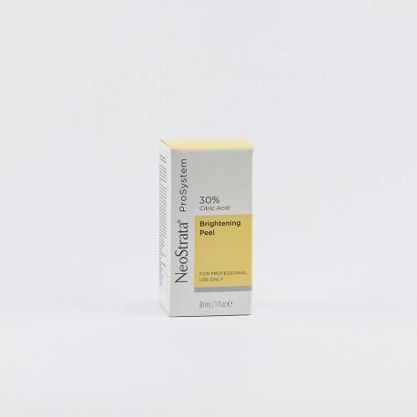 Neostrata ProSystem Peeling Rozświetlający 30% - kwas cytrynowy