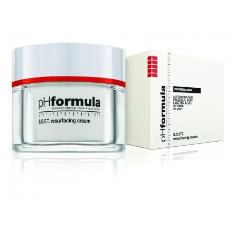pHformula S.O.F.T. resurfacing cream