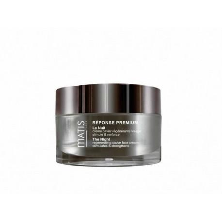 Krem Regenerujący Na Noc Z Ekstraktem Z Kawioru - Night Face Cream