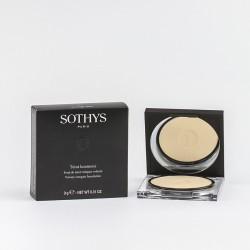 Teint lumineux - podkład rozświetlający w kompakcie, 10 beige naturel
