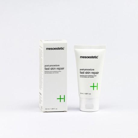 Krem intensywnie regenerujący - Fast Skin Repair Mesoestetic